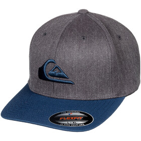 Quiksilver Mountain And Wave Hovedbeklædning Herrer, charcoal heather